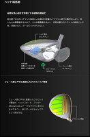 【2016年モデル】HONMAGOLF【本間ゴルフ】BERESE-05ドライバーARMRQ∞シリーズ(4Sグレード)
