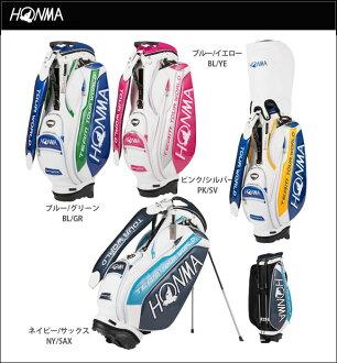[球棒袋派][CB-1602]本間高爾夫球/HONMA GOLF/真的高爾夫球高爾夫球場服務員包[高爾夫球場服務員包·球棒袋·高爾夫球袋][HONMA GOLF/真的高爾夫球2016年目錄商品]| 高爾夫球功率高爾夫球