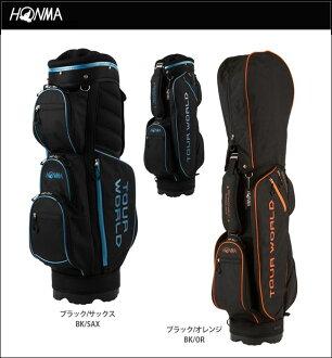 [球棒袋派][CB-1626]本間高爾夫球/HONMA GOLF/真的高爾夫球高爾夫球場服務員包[高爾夫球場服務員包·球棒袋·高爾夫球袋][HONMA GOLF/真的高爾夫球2016年目錄商品]| 高爾夫球功率高爾夫球