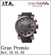 【ポイント2倍】ITA腕時計I.T.A.グランプレミオCollectionGranPremioアイティーエーRef.18.01.02