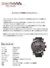 【ポイント2倍】アイティーエー腕時計ITAI.T.A.グランプレミオCollectionGranPremioRef.18.01.02