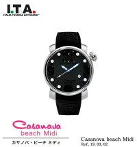 【ポイント2倍】ITA腕時計I.T.A.カサノバ・ビーチミニCollectionCasanovabeachMidiアイティーエーRef.19.03.02