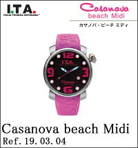 【ポイント2倍】ITA腕時計I.T.A.カサノバ・ビーチミニCollectionCasanovabeachMidiアイティーエーRef.19.03.04