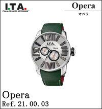 【ポイント2倍】ITA腕時計I.T.A.オペラCollectionOperaアイティーエーRef.21.00.03