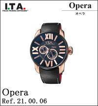 【ポイント2倍】ITA腕時計I.T.A.オペラCollectionOperaアイティーエーRef.21.00.06
