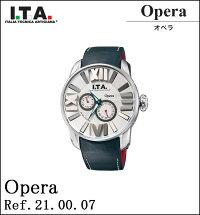 【ポイント2倍】ITA腕時計I.T.A.オペラCollectionOperaアイティーエーRef.21.00.07