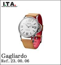 【ポイント2倍】ITA腕時計I.T.A.ガリアルドGagliardoアイティーエーRef.23.00.06