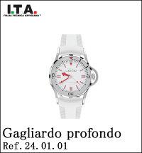 アイティーエー腕時計ITAI.T.A.ガリアルド・プロフォンドGagliardoprofondoRef.24.01.01