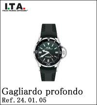【ポイント2倍】ITA腕時計I.T.A.ガリアルド・プロフォンドGagliardoprofondoアイティーエーRef.24.01.05