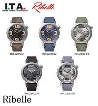 【ポイント2倍】ITA腕時計I.T.A.リベッレRibelleアイティーエー