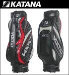 【特価】【あす楽】KATANAGOLF【カタナゴルフ】VOLTIO【ボルティオ】メンズゴルフキャディバッグVTC-27