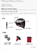 【予約】【2016年モデル】PRGR【プロギア】メンズゴルフクラブRSFDRIVER【RSFドライバー】オリジナルカーボンシャフト