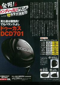 【ポイント10倍】ドゥーカスDOCUSメンズゴルフクラブDCD701ドライバーOLYMPICDERAMAXDM-03