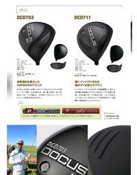【ポイント10倍】ドゥーカスDOCUSメンズゴルフクラブドライバーDCD711デザインチューニングMOBIUSメビウス