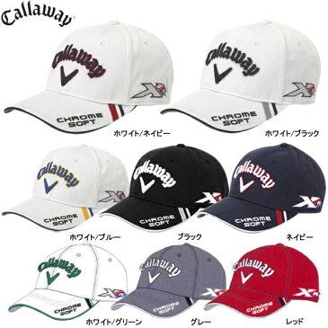 Callaway キャロウェイ ゴルフキャップ 【メンズ】 Tour Cap 17 JM【RCP】