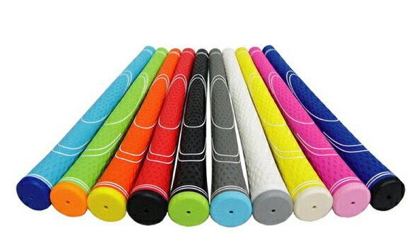 お買い得ゴルフグリップ 単品販売 カラーゴルフグリップTPRメンズ 8本メール便対応   RCP
