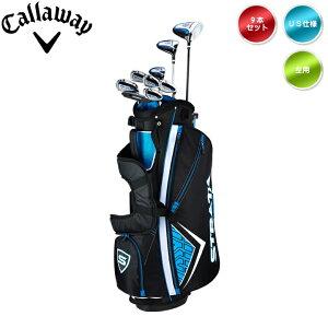 Левая модель Callaway 2019, набор из 12 штук, клюшка для гольфа, 9 шт. + Сумка для кейди. Спецификация США. Callaway Lefty [музыка на завтра]