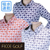 FICCEフィッチェレディースMENSゴルフウェア272809正規販売店秋冬おしゃれゴルフウェアFICCEフィッチェレディースLADIES