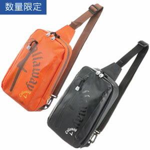 キャロウェイ☆Callaway Waterproof Body Bag 14 JM【全2色】お取り寄せ品★ 【日本正規品】【ゴルフ】
