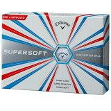 キャロウェイ 17 SUPER SOFT スーパーソフト ボール