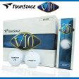 【税込2,780円】 TOURSTAGE V10 1ダース 新品 ゴルフボール ブリヂストン ツアーステージ ブイテン 12球