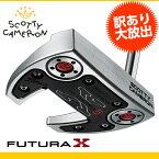 【スペック限りの大放出】 スコッティキャメロン FUTURA X / FUTURA X5R パター 2014年モデル タイトリスト Scotty Cameron...