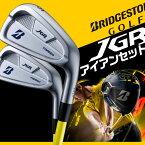 ブリヂストン JGR アイアンセット 6本セット 心地よいソフトな打感を追求 Tour AD J16-11I カーボン BRIDGESTONE ゴルフ