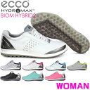 ecco WOMEN'S BIOM HYBRID 優れた撥水性&足の形にフィット レザー 撥水 スパイクレス レディース エコー シューズ 120213 【全8色】 outlet