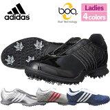 アディダス ゴルフシューズ レディース DRIVER Boa Limited ドライバーボア リミテッド スパイク 防水 軽量 adidas outlet