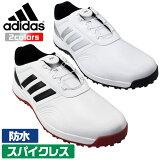 アディダス ゴルフ シューズ CPトラクション SL BOA メンズ スパイクレス ボア 人工皮革アッパー 防水 adidas EH1783 EH1784