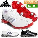 アディダス ゴルフ ALPHAFLEX BOA SHOES アルファフレックス ボア スパイク シューズ F35398 F35399 G26007 adidas・・・