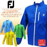 �եåȥ��祤����ե�����������ɥ��㥱�å�FJ-S15-003footjoygolfwear