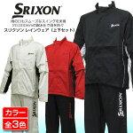���ꥯ����ե쥤�����ʾ岼���å�)srixongolfwearSMR4180
