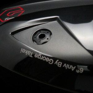 GTD 6周年記念モデル the 6th Aniv ドライバーカスタム 45.75Lanakira Kanaloa (カラー:シーブルーorサンセットピンク)