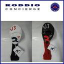 RODDIO【U-3】HEAD COVER ロッディオ ユーティリティ用ヘッドカバー