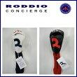 RODDIO【U-5】HEADCOVERロッディオユーティリティ用ヘッドカバー