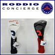 RODDIO【BAFFY/FW#4】HEADCOVERロッディオバフィー用ヘッドカバー