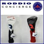 RODDIO 【BAFFY / FW#4】HEAD COVER ロッディオ バフィー用ヘッドカバー