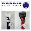 RODDIO【Cleek/FW#5】HEADCOVERロッディオクリーク用ヘッドカバー