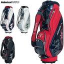 アドミラルゴルフ キャディバッグ オーセンティックスポーツ ADMG0SC2