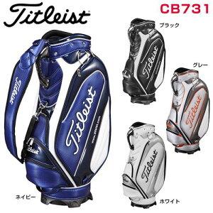 タイトリストTitleistアスリートスポーツキャディバッグCB731◆ゴルフ用品ラウンド用品男性メンズゴルフバッグゴルフバッグCaddiebagキャデーバッグキャデイバック