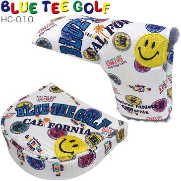 [SALE価格]ブルーティーゴルフ BTGロゴ パターカバー HC-010