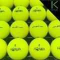 ★★★★★【高品質】【送料無料】HONMAD1年式混合ゴルフボールロストボールイエロー20球入