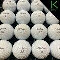 ★★★★★【高品質】【送料無料】TITLEISTPROV12019年モデルゴルフボールロストボールホワイト10球入