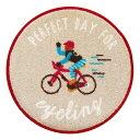 【取り寄せ・同梱注文不可】 オカトー Cozydoors チェアパッド Cycling【代引き不可】【thxgd_18】