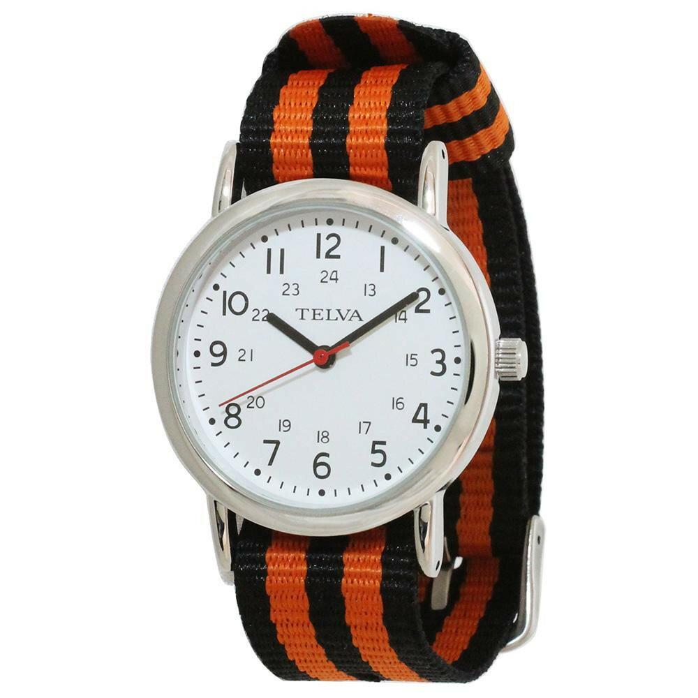 腕時計, 男女兼用腕時計 1115! TELVA TE-AM042-ORSthxgd18