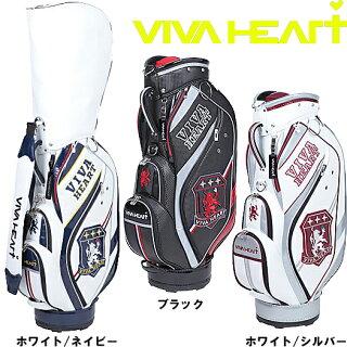 (2016秋冬モデル)VIVAHEARTビバハートメンズキャディバッグ(VHC018)