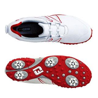 (お取り寄せ)FootjoyフットジョイMPROJECTBoaMプロジェクトボアゴルフシューズ(55111/55112/55113)2017年モデル