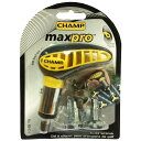 チャンプ(CHAMP) マックスプロ(Maxpro) ラチェット式 ソフトスパイク鋲 レンチ …