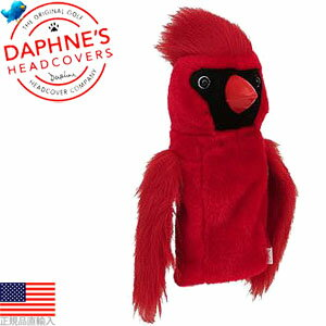 達菲需要☆DAPHNE'S紅衣主教司機腦袋覆蓋物CARDINAL